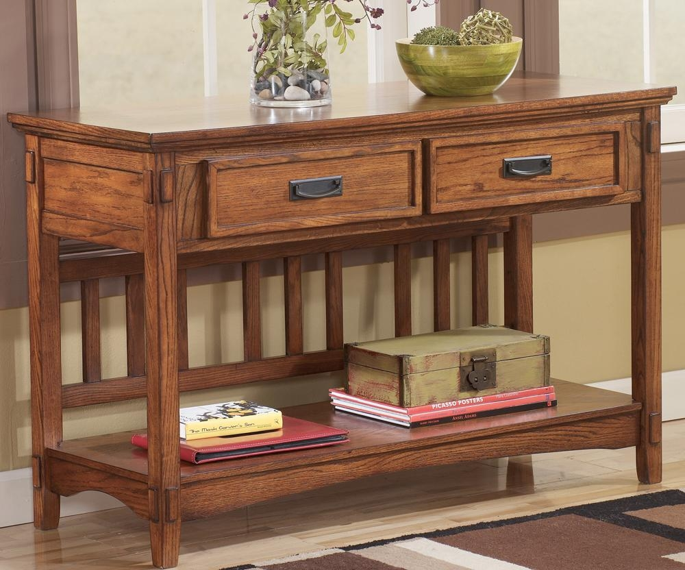 Featured Photo of Country Sofa Tables