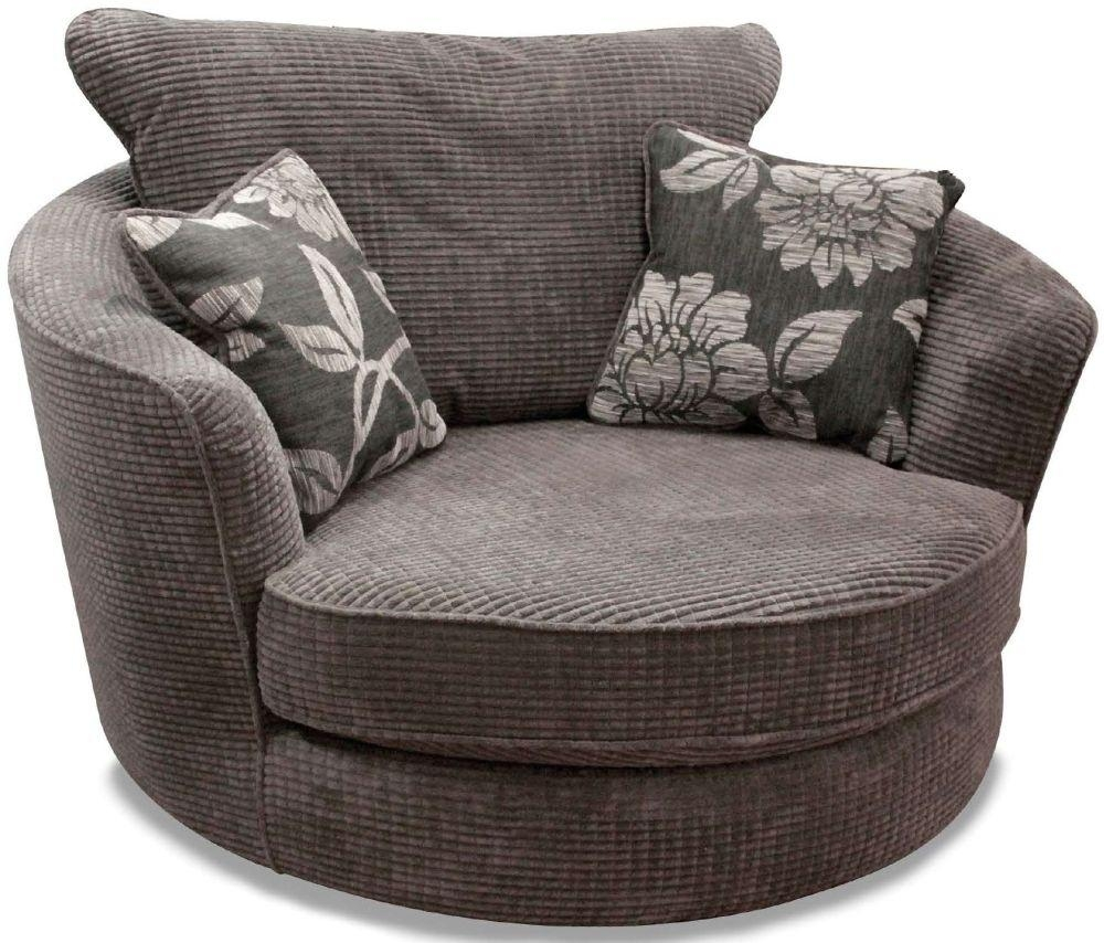 Cuddle Sofas In Cuddler Swivel Sofa Chairs (Image 3 of 20)