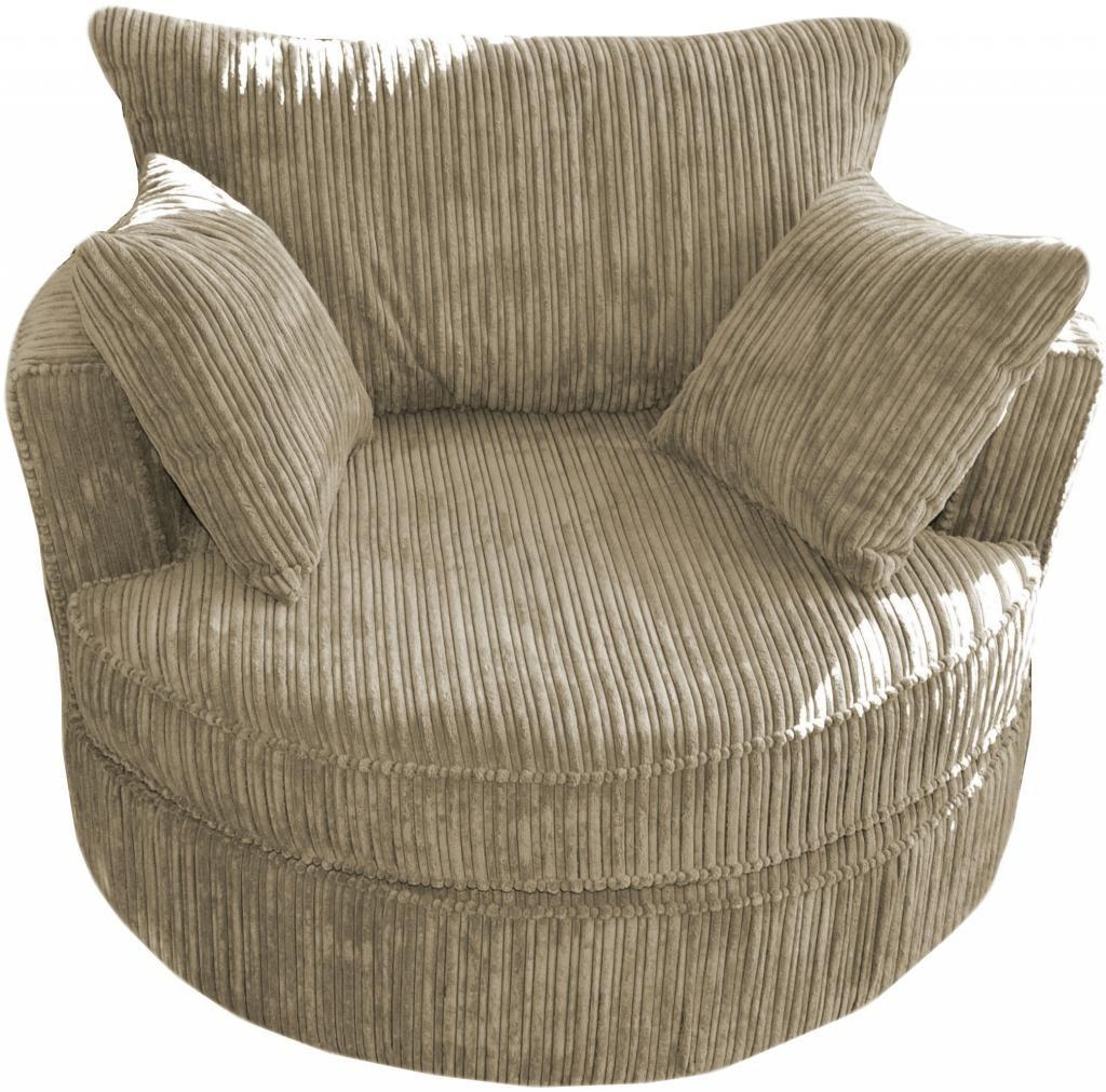 Cuddler Swivel Sofa Chair 18 With Cuddler Swivel Sofa Chair Throughout Spinning Sofa Chairs (View 14 of 20)