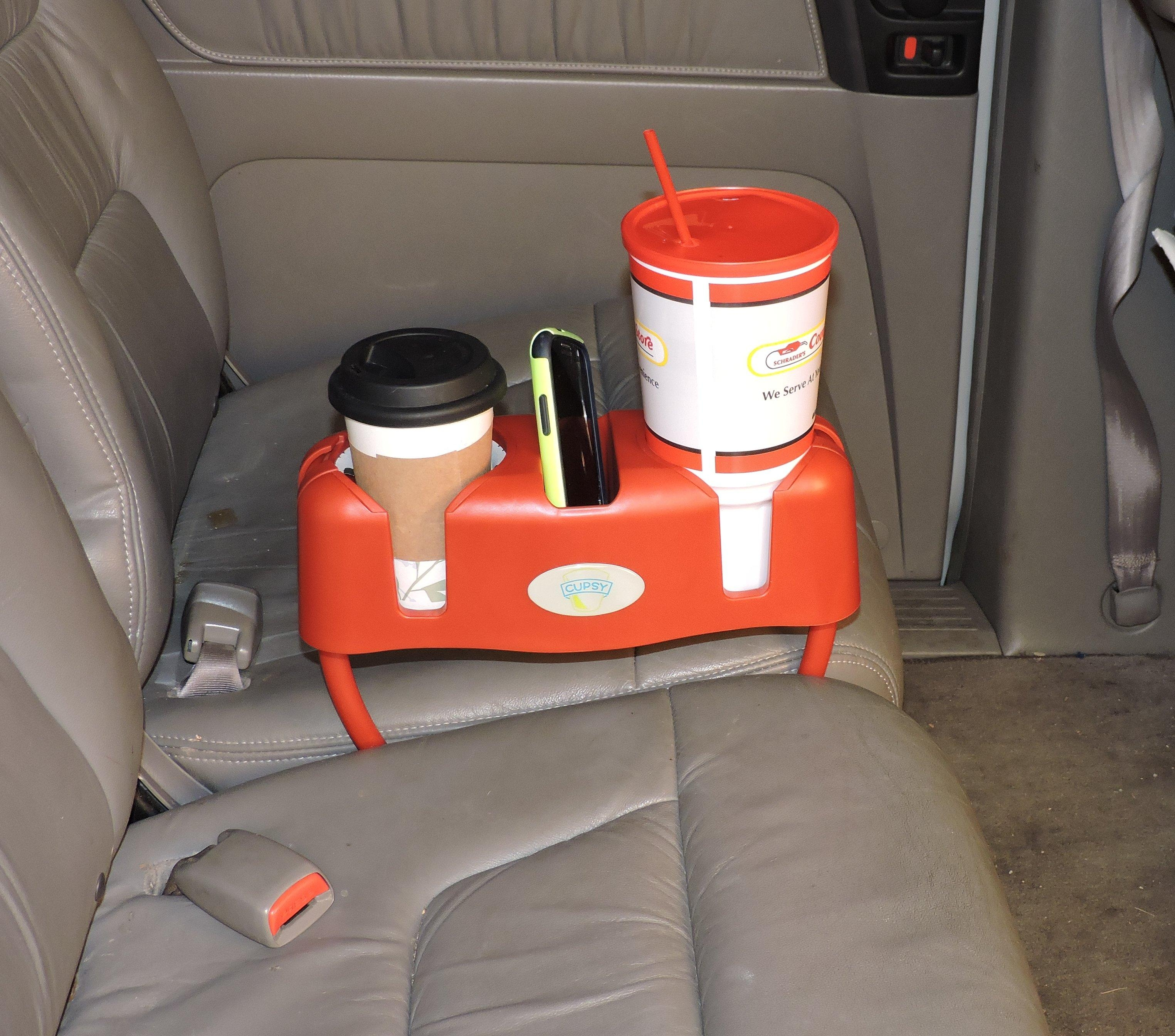 Cupsy – The World's Most Overachieving Cupholder Pertaining To Sofas With Drink Holder (View 12 of 20)