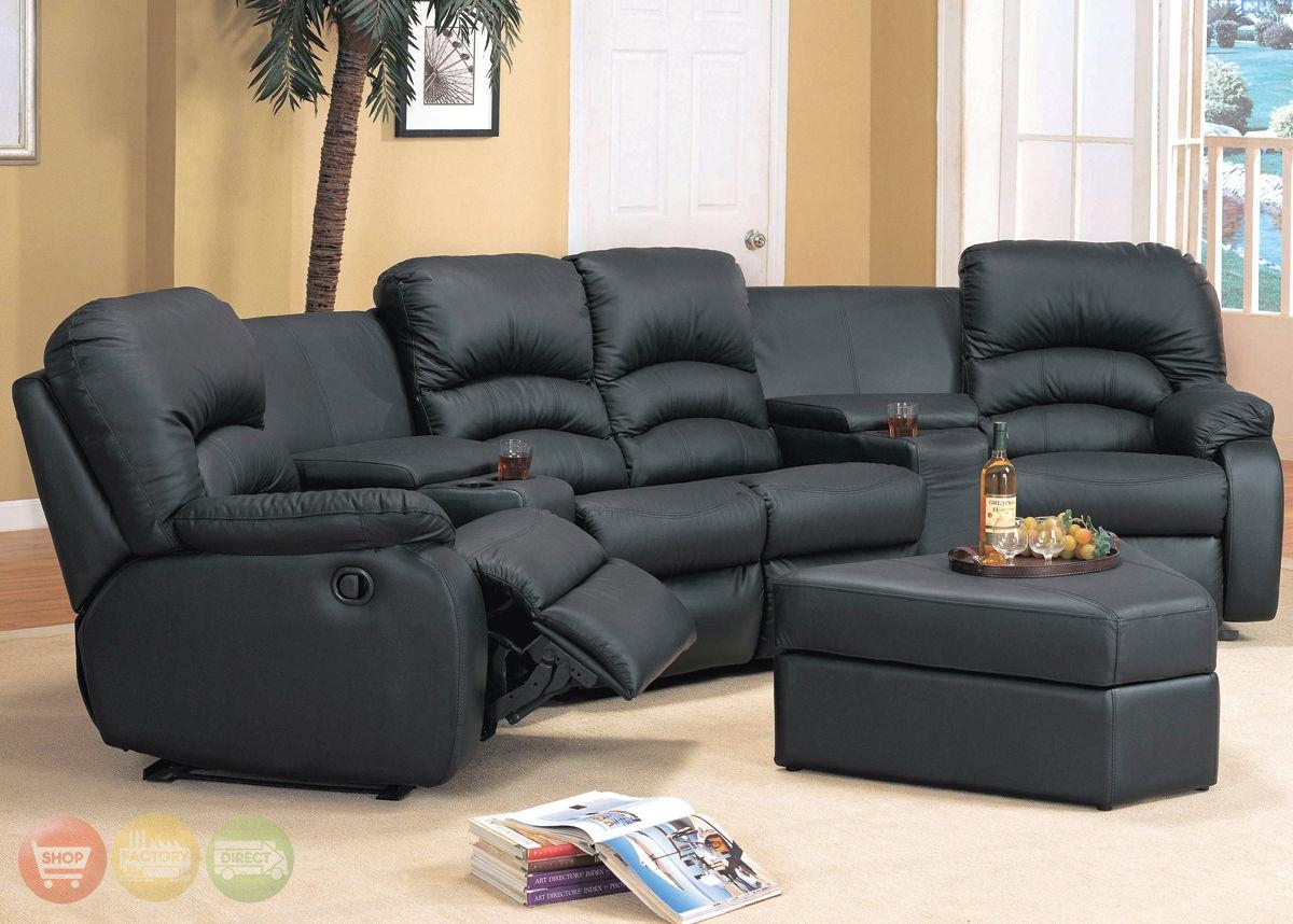 Curved Sectional Recliner Sofas – Tourdecarroll Regarding Curved Recliner Sofa (View 7 of 20)