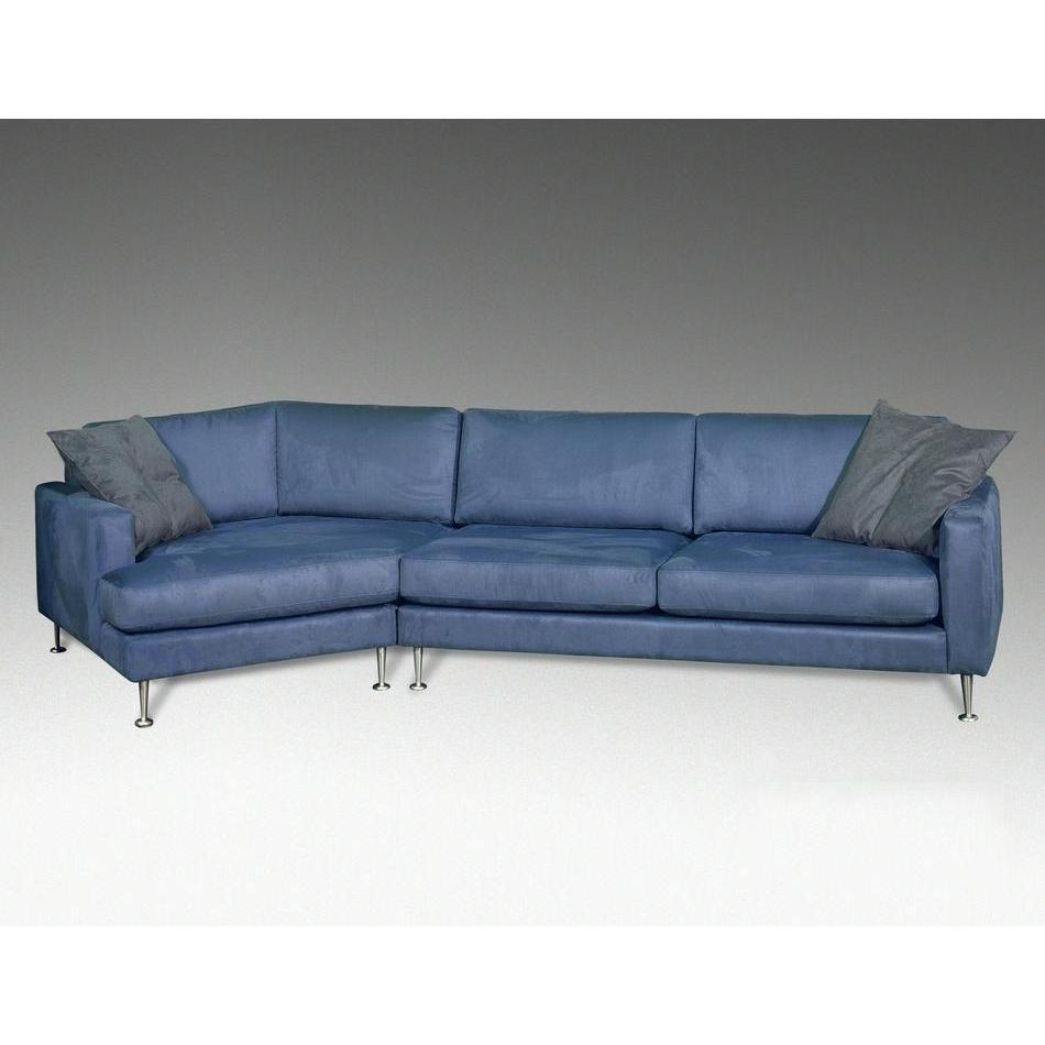 Curved Sectional Sofa With Chaise | Aviblock Regarding Angled Chaise Sofa (Image 9 of 20)