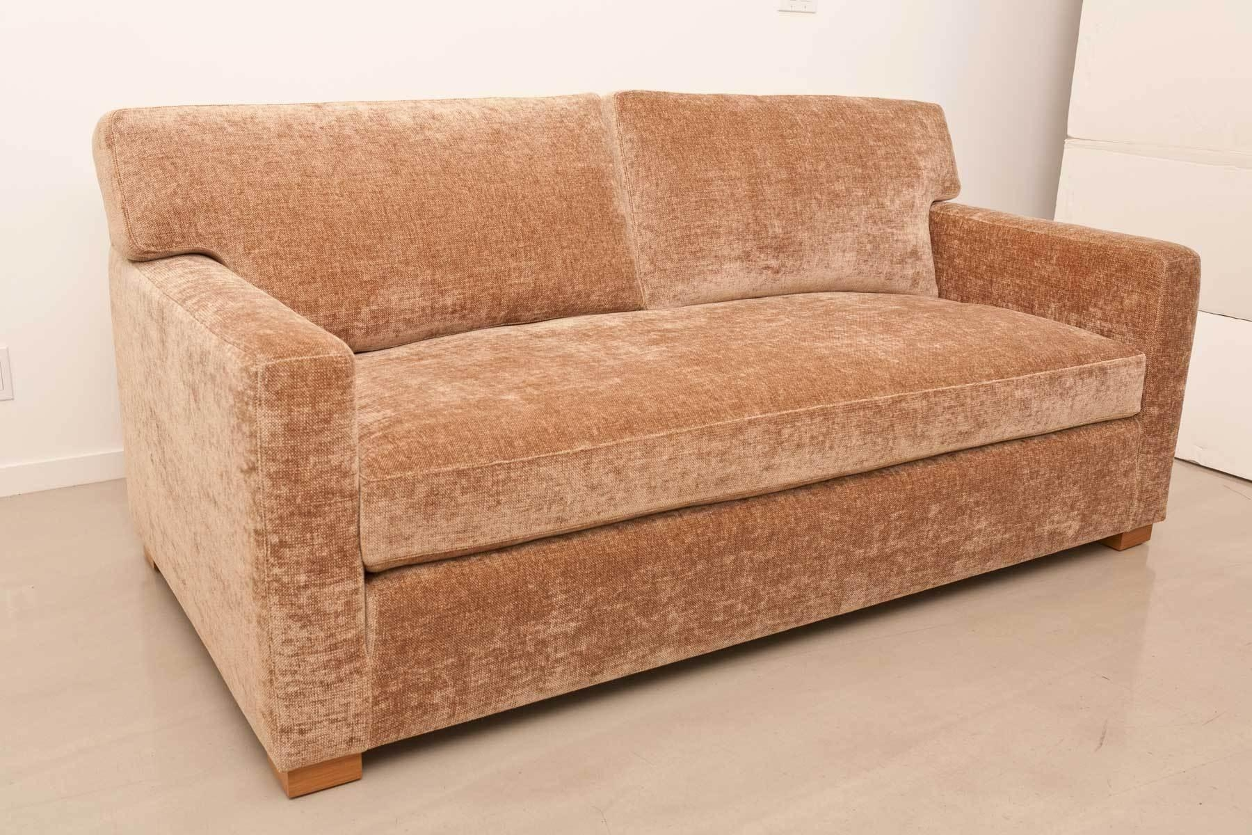 Cushions For Couch | Cushions Decoration Pertaining To One Cushion Sofas (View 13 of 20)