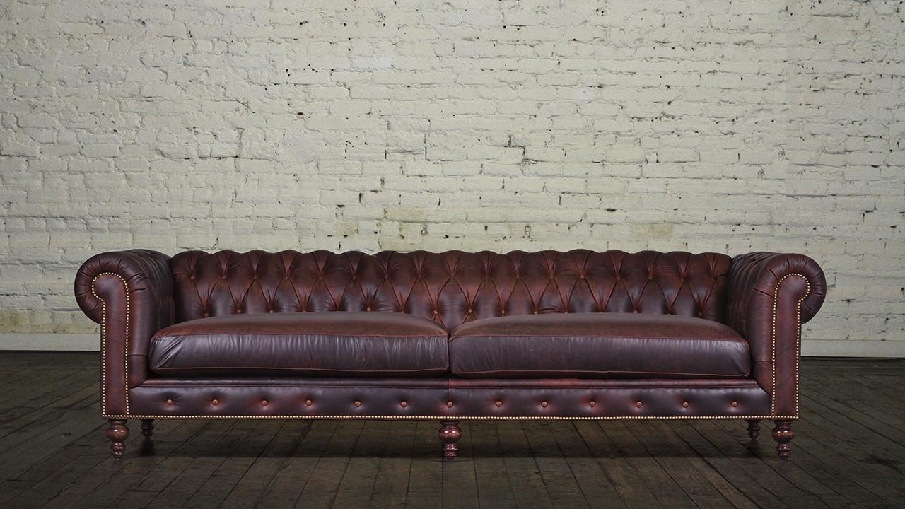 Custom Chesterfield Sofa And Carlyle Chesterfield Custom Sofa Nyc Pertaining To Custom Sofas Nyc (View 8 of 20)