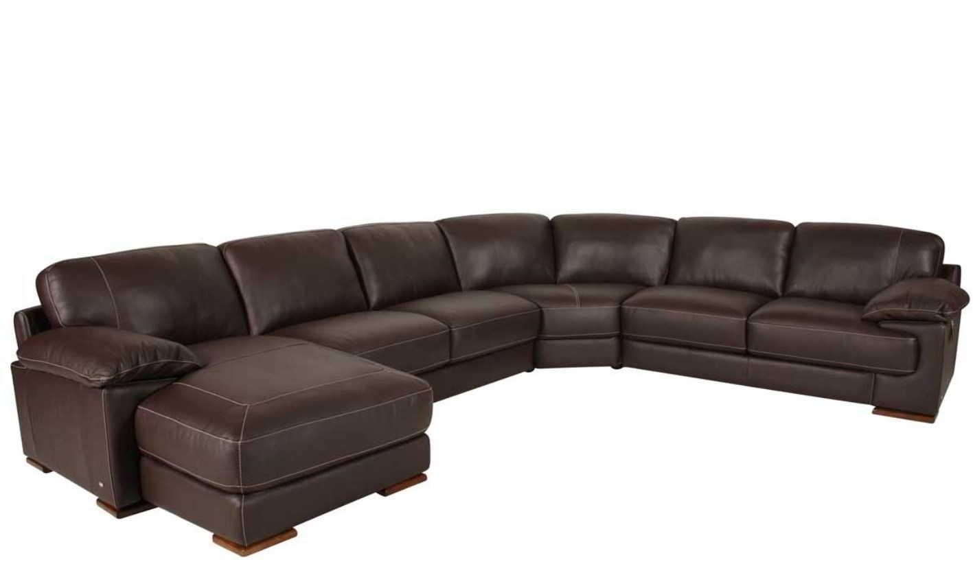 Custom Leather Sectional Sofa – Hotelsbacau Regarding Custom Leather Sectional (Image 8 of 15)