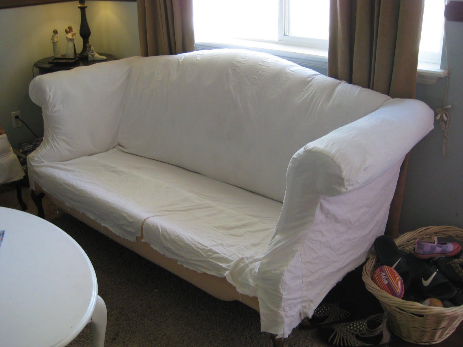 Custom Slipcoversshelley: My Front Room Within Camel Back Sofa Slipcovers (Image 6 of 20)