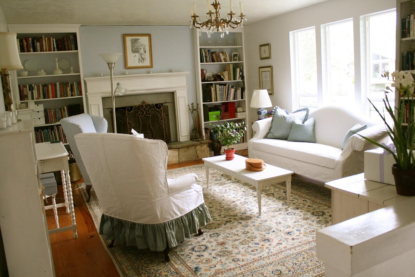 Custom Slipcoversshelley: White Camel Back Couch Within Camelback Slipcovers (View 11 of 20)
