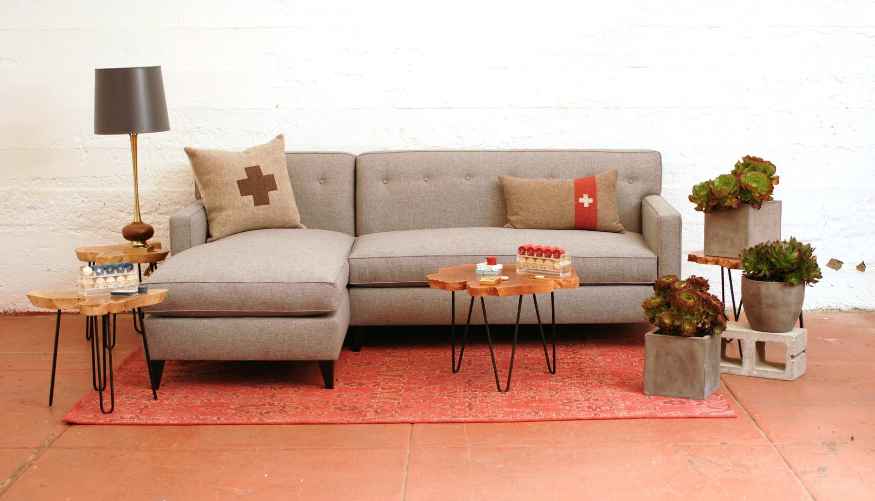Custom Sofas From Harrington Galleries With Regard To Custom Made Sectional Sofas (Image 8 of 15)