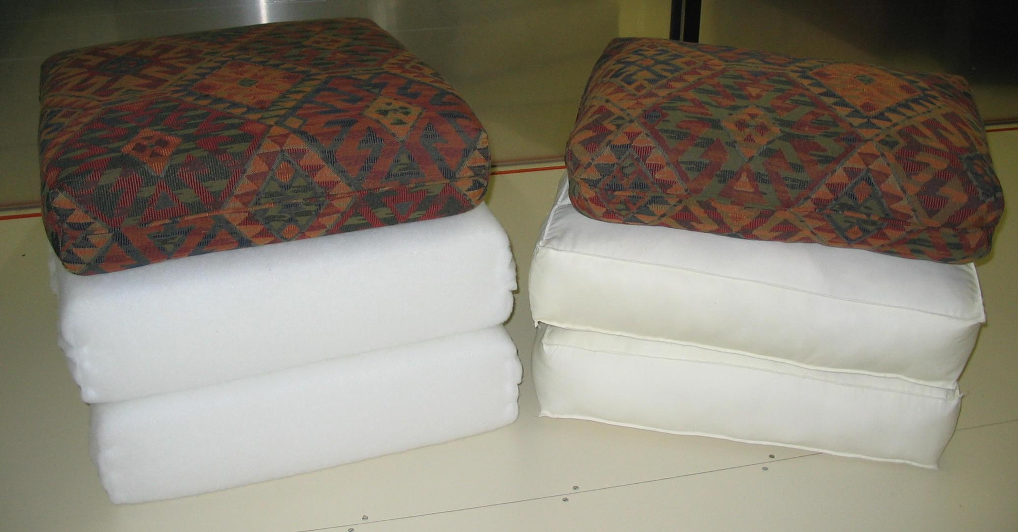 Cut To Size Foam, Sofa Replacement, Cushion Replacement, Seat Regarding Individual Couch Seat Cushion Covers (View 9 of 20)