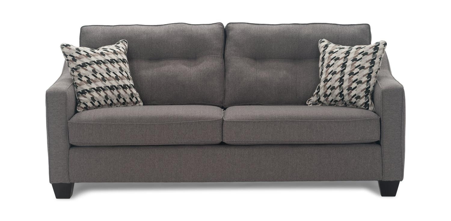 Dallas Sofa | Hom Furniture | Furniture Stores In Minneapolis Intended For Retro Sofas And Chairs (Image 6 of 20)