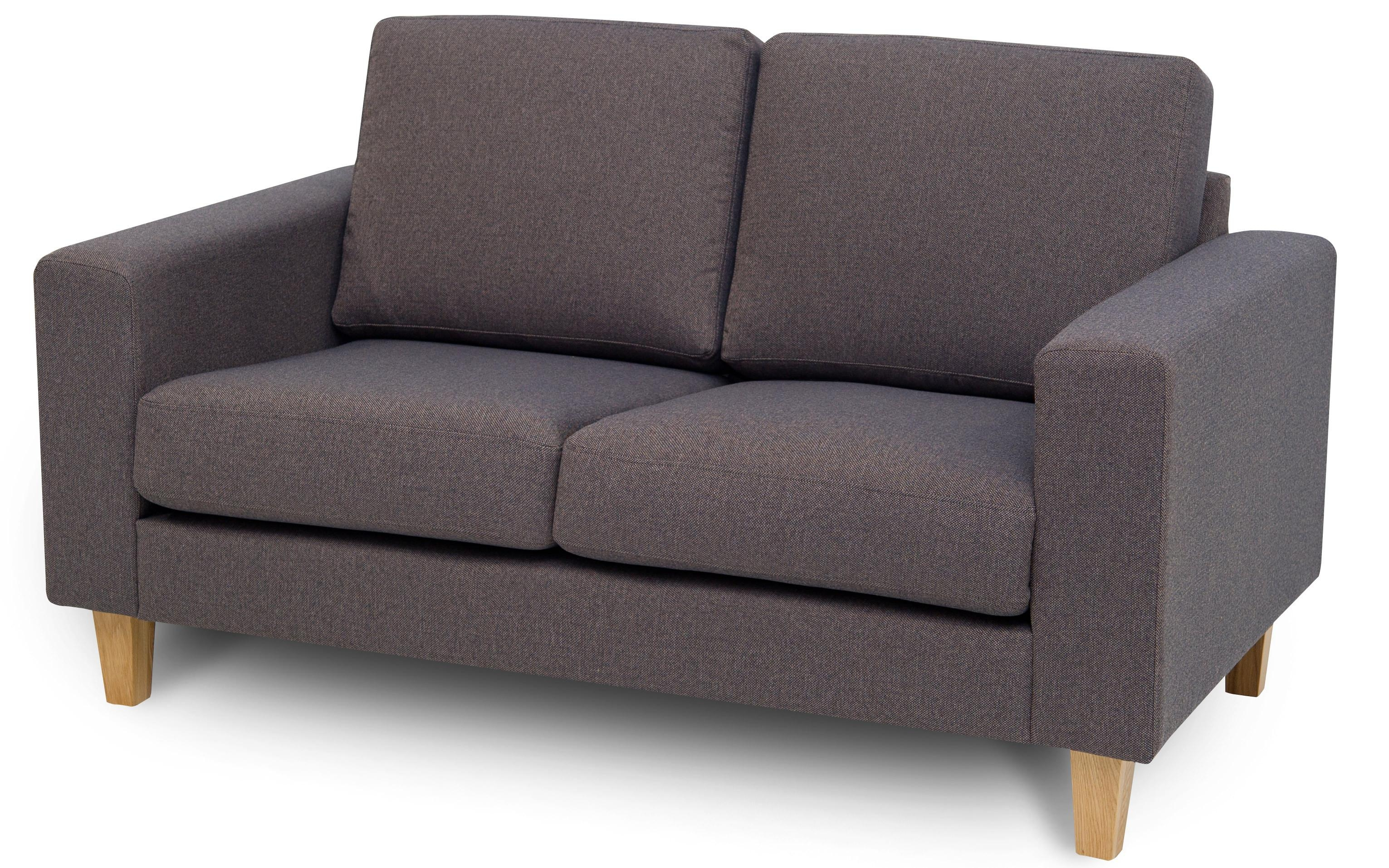 Dalton Two Seater Sofa | Designer Sofas| Buy At Kontenta With Regard To Two Seater Sofas (View 9 of 20)