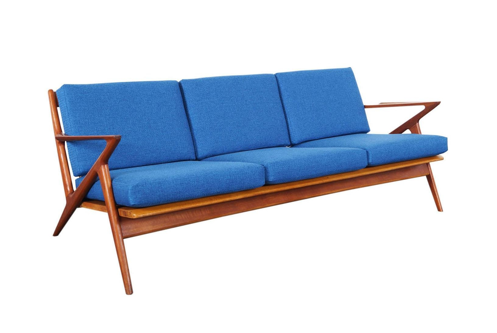 Danish Modern Noho | Danish, Vintage, Mid Century Furniture In Modern Danish Sofas (View 19 of 20)