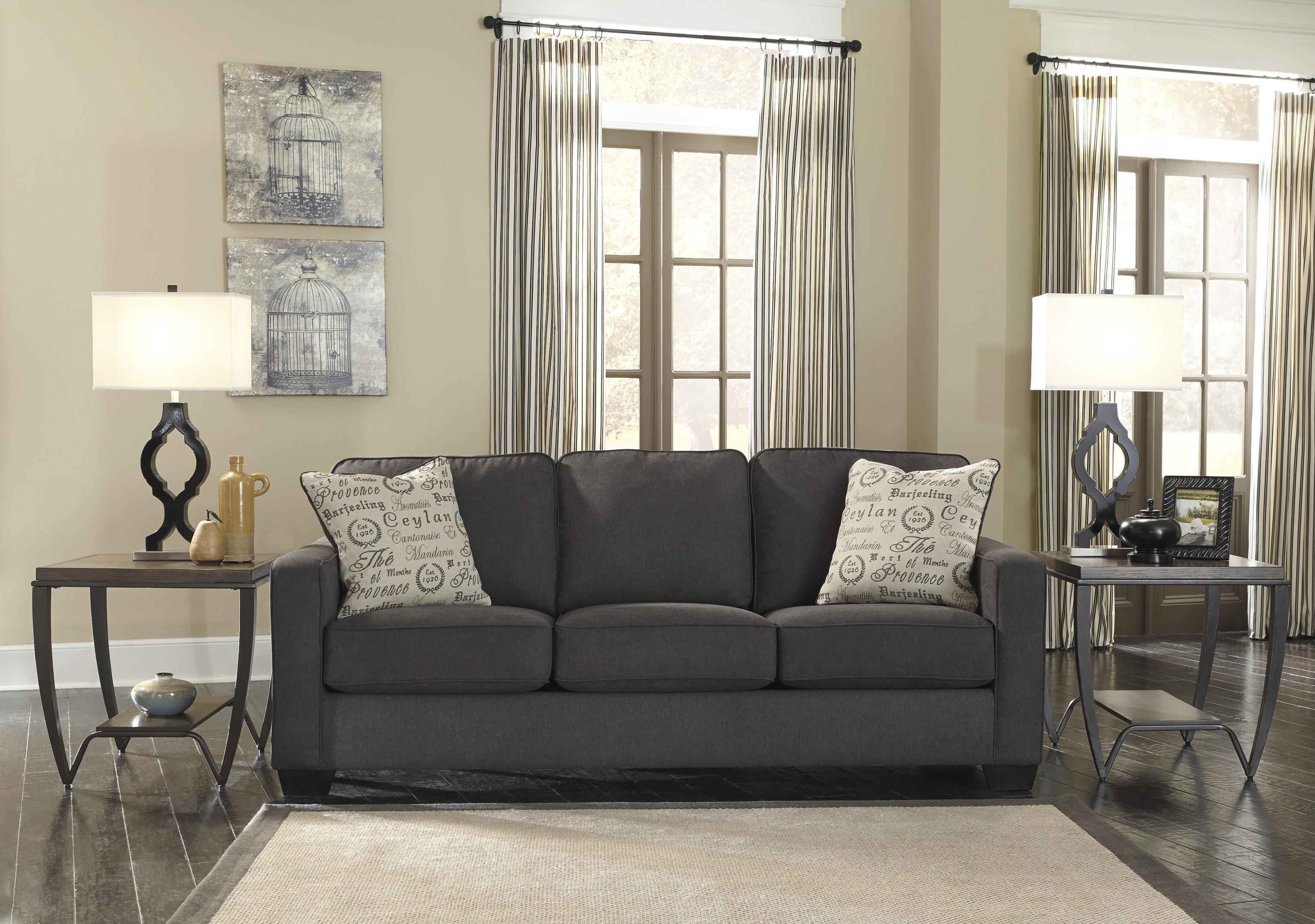 Dark Grey Sofa Living Room Ideas – Creditrestore With Living Room With Grey Sofas (View 4 of 20)