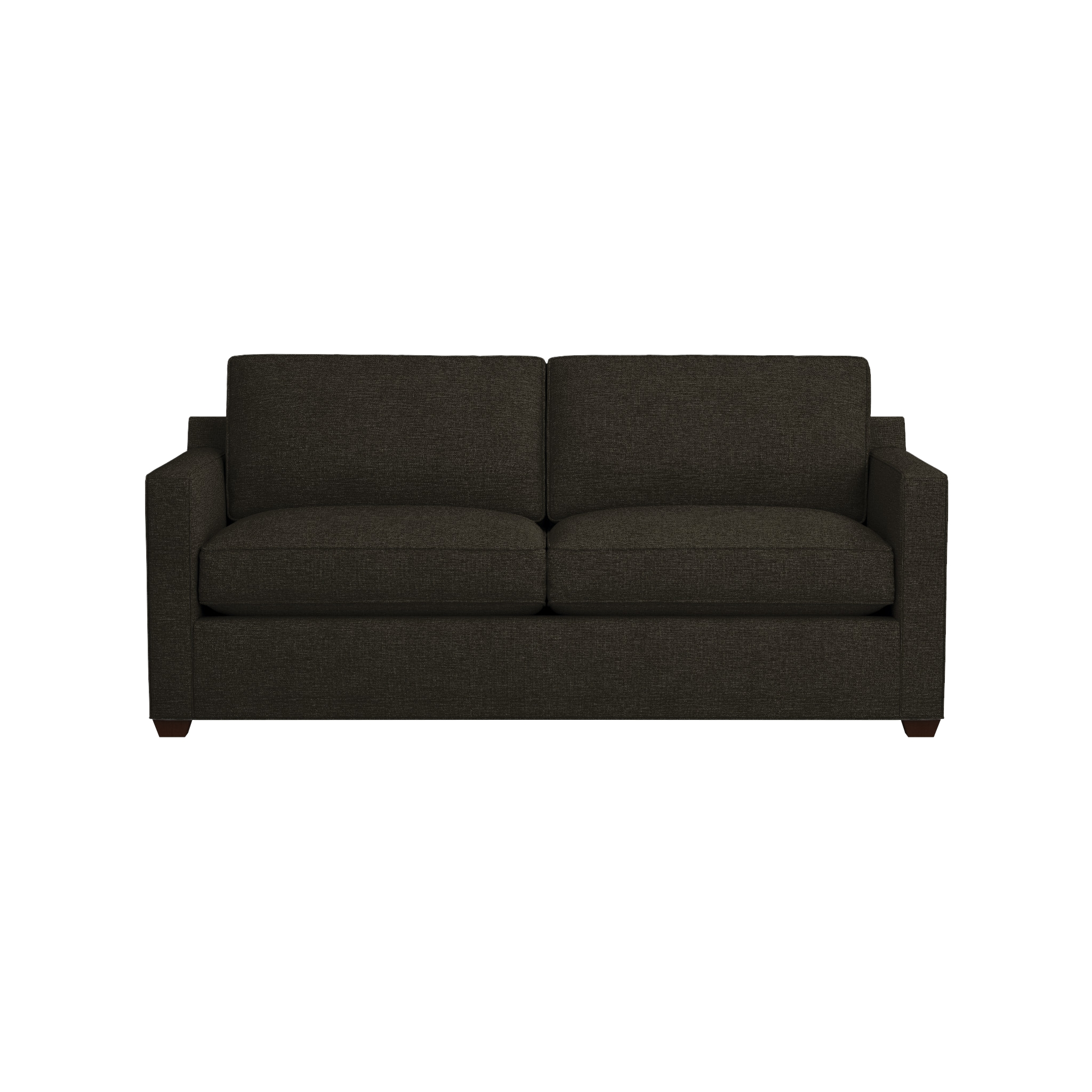 Davis Queen Sleeper Sofa | Crate And Barrel In Davis Sleeper Sofas (Image 1 of 20)