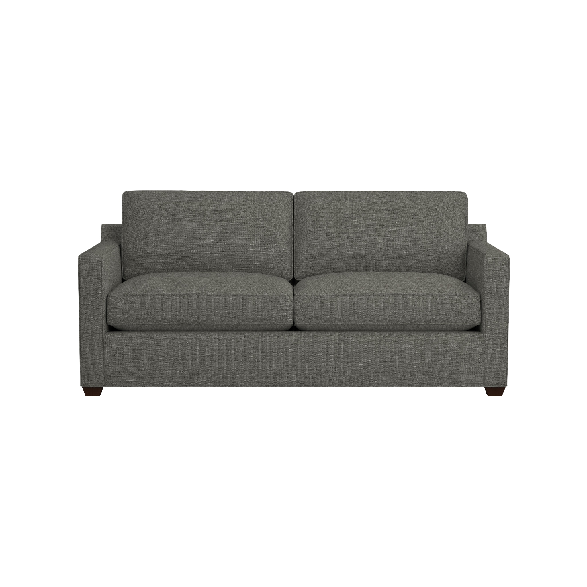 Davis Queen Sleeper Sofa | Crate And Barrel Intended For Crate And Barrel Sofa Sleepers (Image 9 of 20)