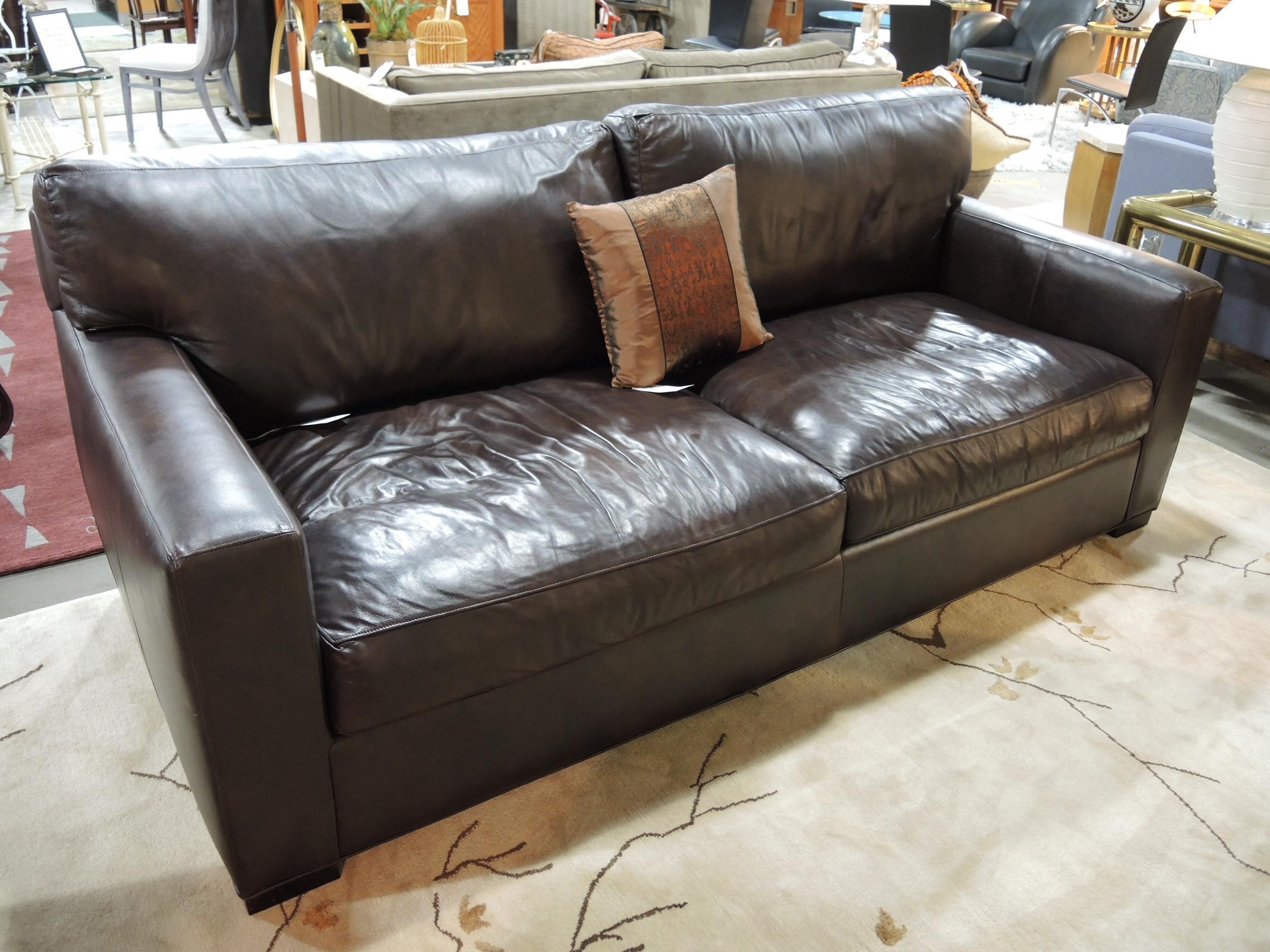 Davis Sleeper Sofa | Sofa Gallery | Kengire Regarding Crate And Barrel Sleeper Sofas (Image 7 of 20)