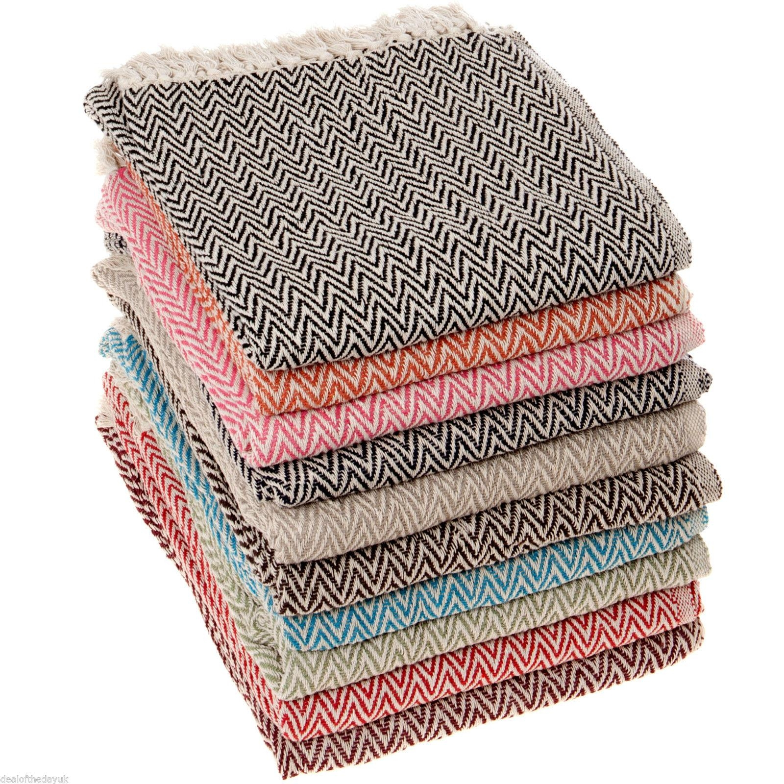 Featured Image of Cotton Throws For Sofas And Chairs