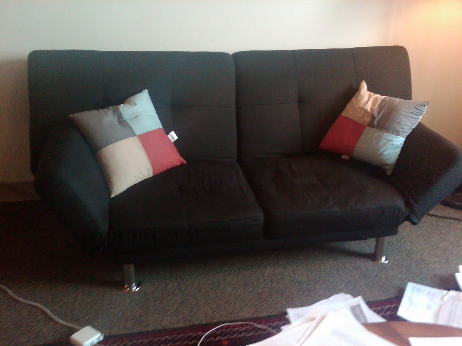 Decor: Grey Target Couch Covers With Checked Pattern For Furniture For Target Couch Beds (Image 1 of 20)