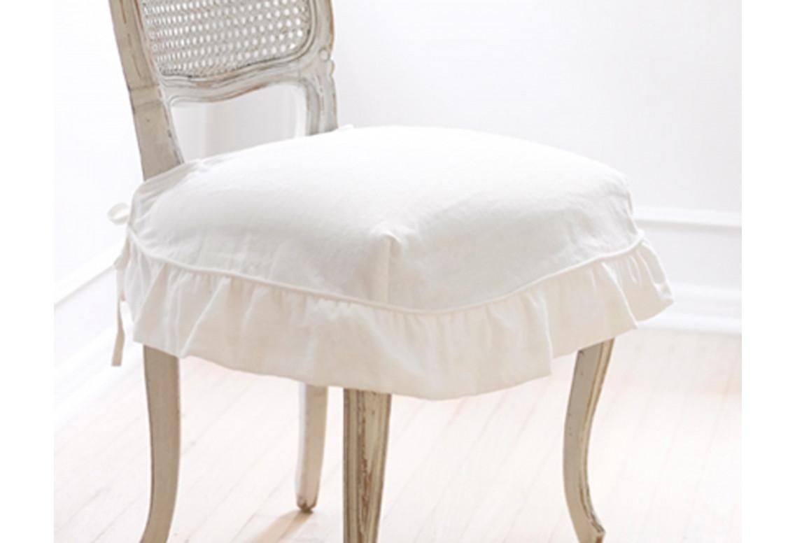 Decor: Lovely Shabby Chic Slipcovers For Enchanting Furniture In Shabby Chic Sofas Covers (Image 7 of 20)