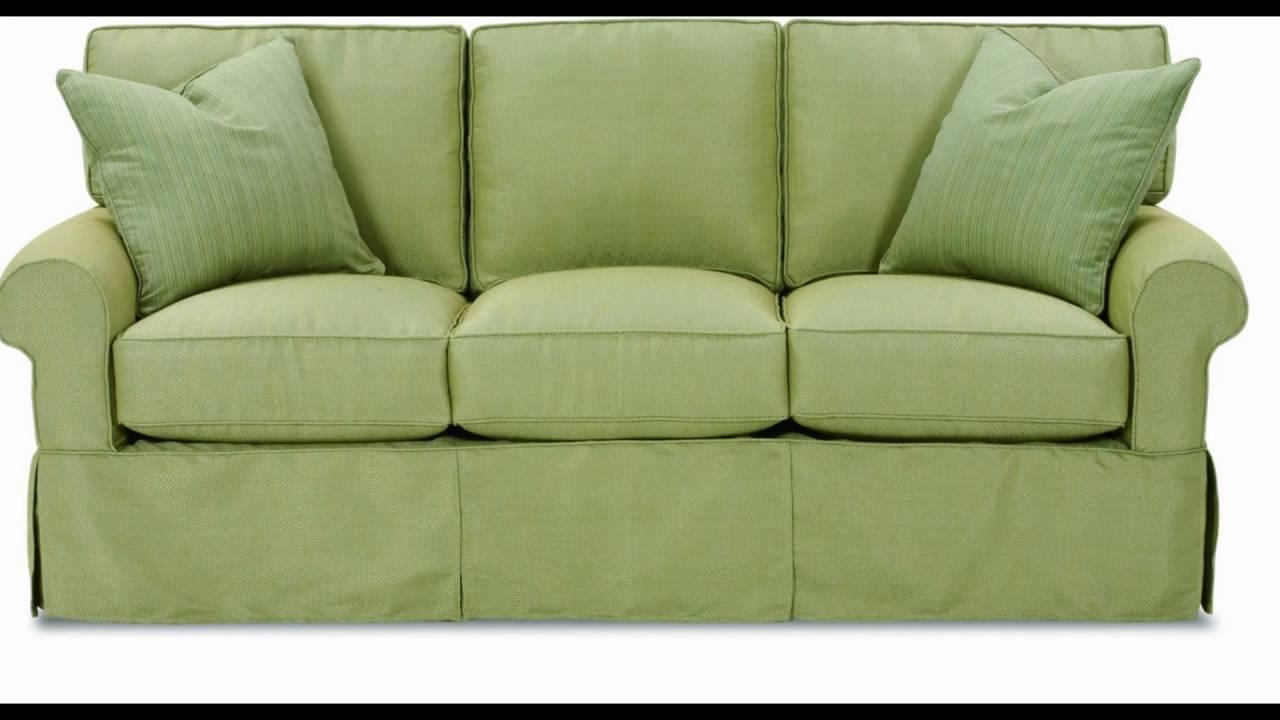 Decor: Stylish T Cushion Sofa Slipcover For Living Room Decoration Pertaining To Slipcovers For Sofas And Chairs (Photo 14 of 20)