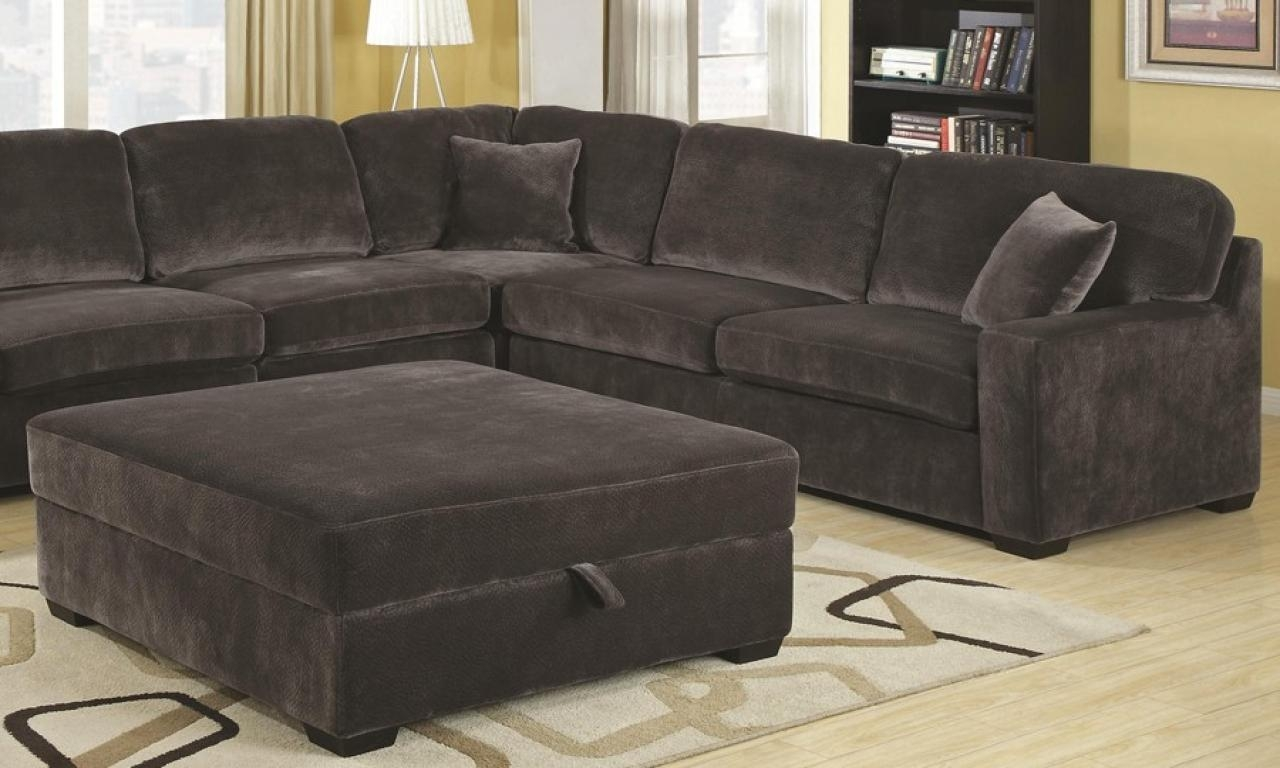 Decor: Tufted Sectionals Sofas | Velvet Sectional Intended For Velvet Sofas Sectionals (Image 5 of 20)