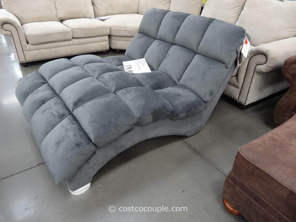 Decor: Wondrous Choices Of Cozy Oversized Chaise Lounge Indoor For Throughout Chaise Sofa Chairs (View 14 of 20)