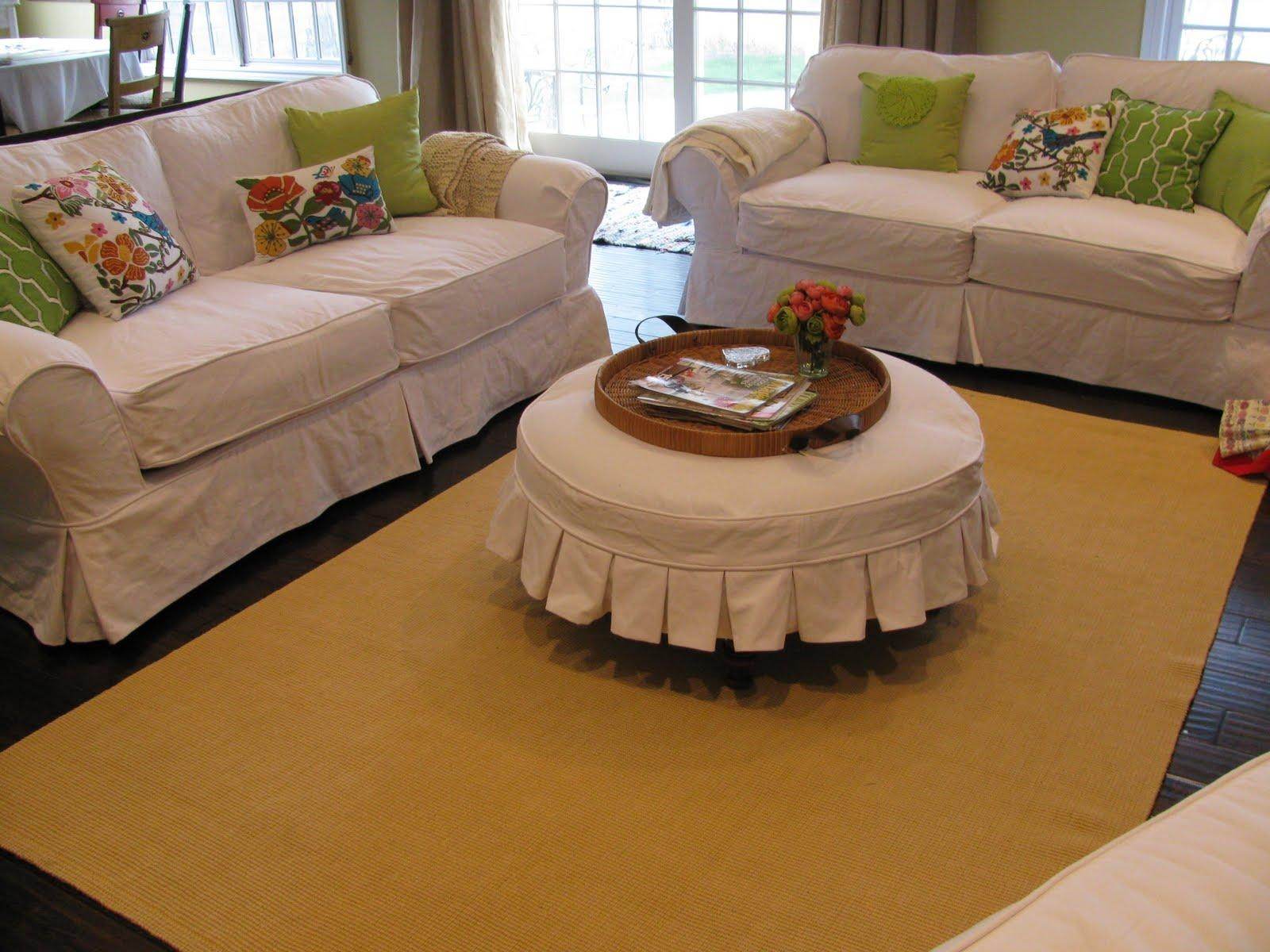 Decorating: Beautiful Cheap Slipcovers For Living Room Decoration Within Slipcovers For Chairs And Sofas (Image 9 of 20)