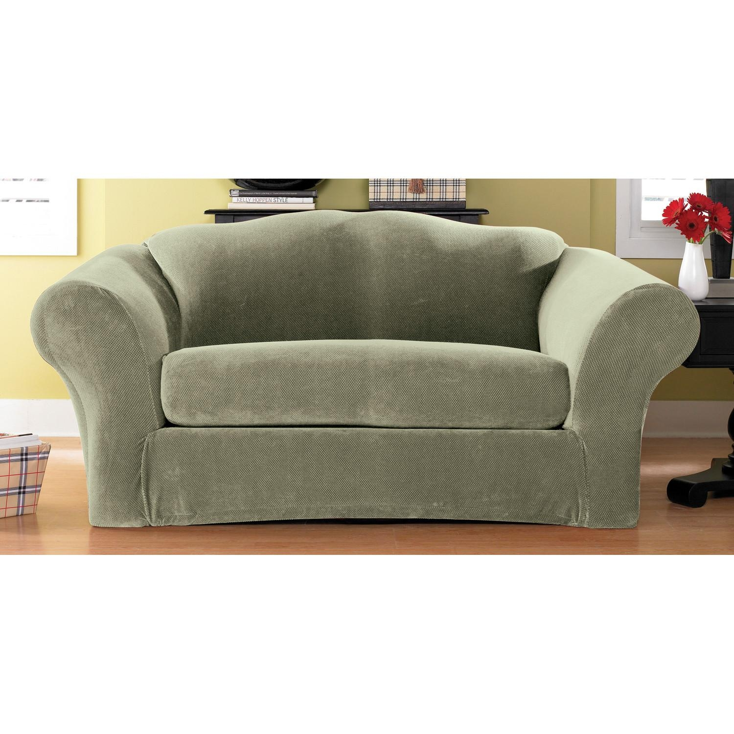 Decorating: Cozy Slipcovers For Sofas With Cushions Separate In Within Slipcover For Reclining Sofas (View 12 of 20)