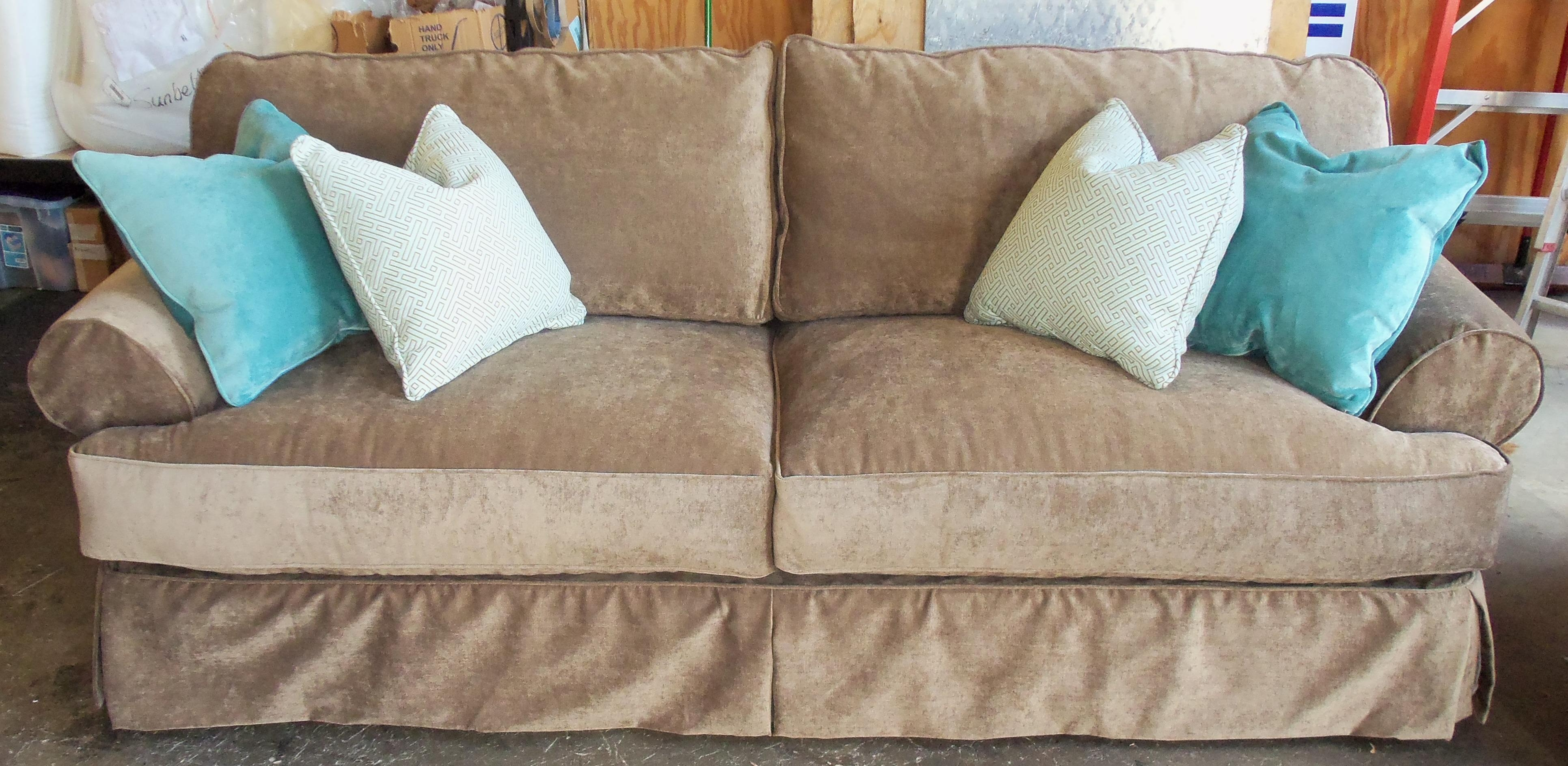 Decorating: Elegant Rowe Furniture Slipcovers With Glass Coffee With Regard To Rowe Slipcovers (Image 1 of 20)