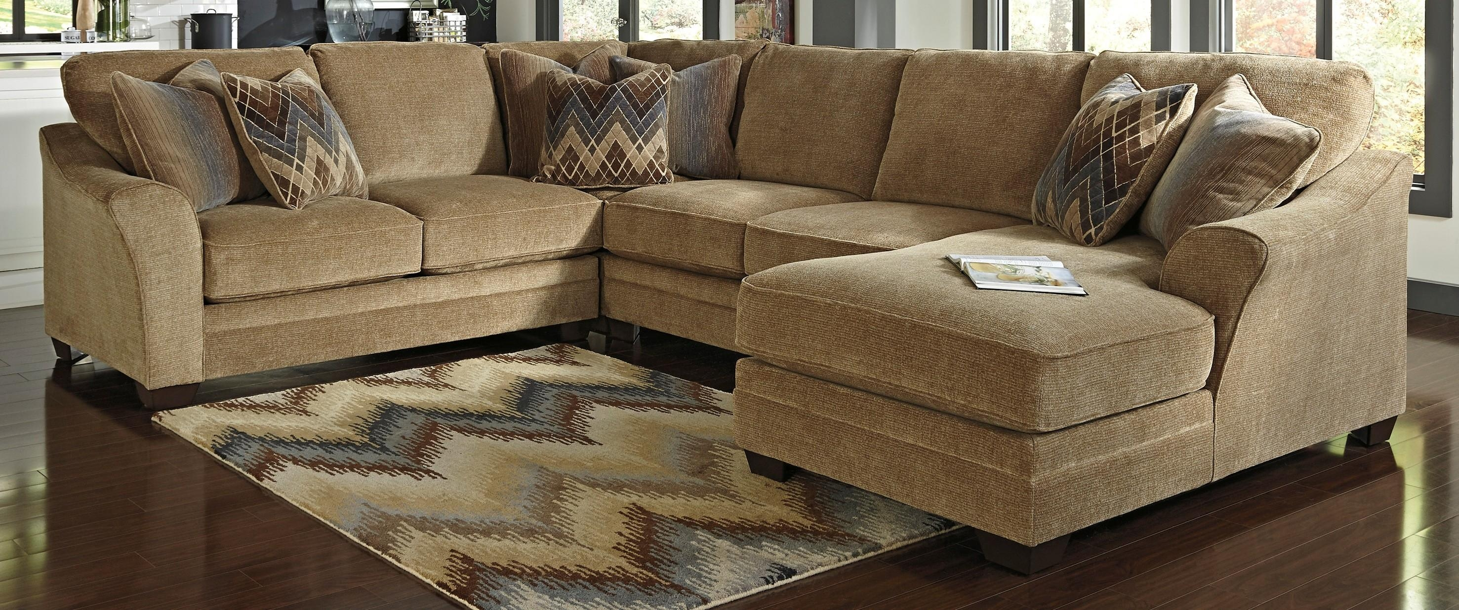 Decorating: Fill Your Living Room With Elegant Ashley Furniture In Ashley Furniture Grenada Sectional (View 11 of 15)