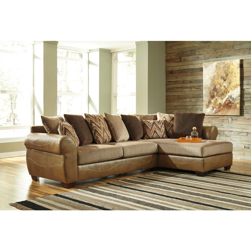 Decorating: Fill Your Living Room With Elegant Ashley Furniture Intended For Ashley Furniture Brown Corduroy Sectional Sofas (View 18 of 20)