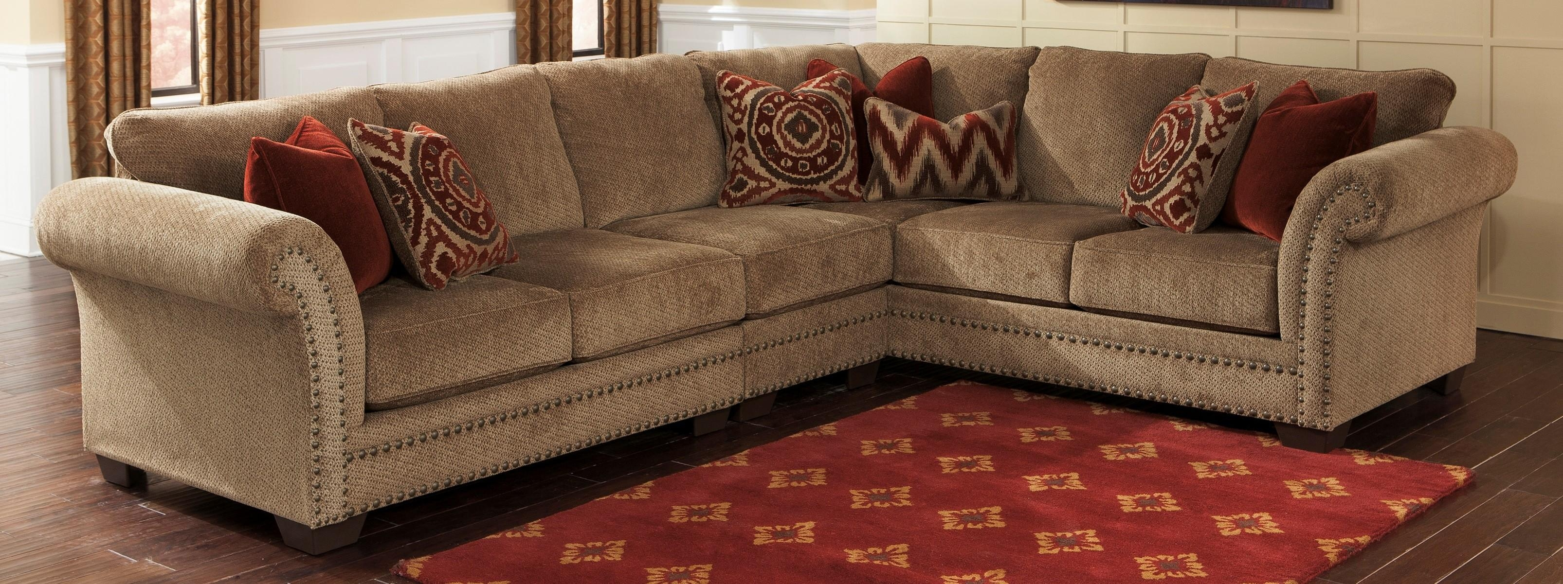 Decorating: Furniture Stunning Ashley Furniture Sectional Sofas In With Ashley Furniture Leather Sectional Sofas (View 17 of 20)