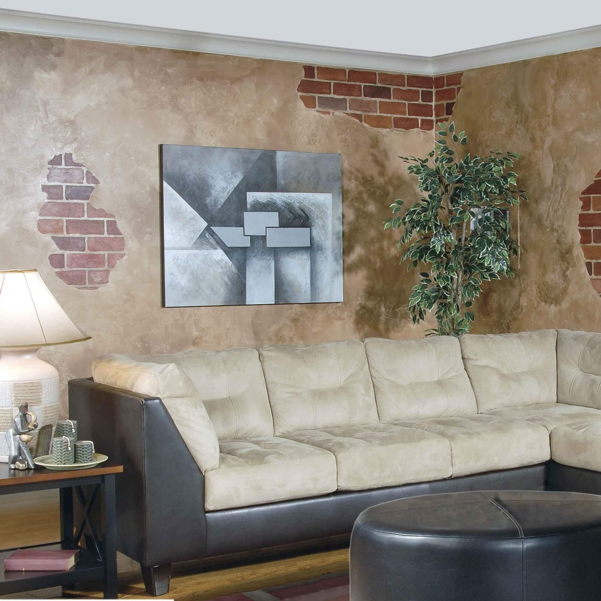Decorating: Interesting Design Deep Sectional Sofa With Marvelous With Wide Seat Sectional Sofas (Image 6 of 20)