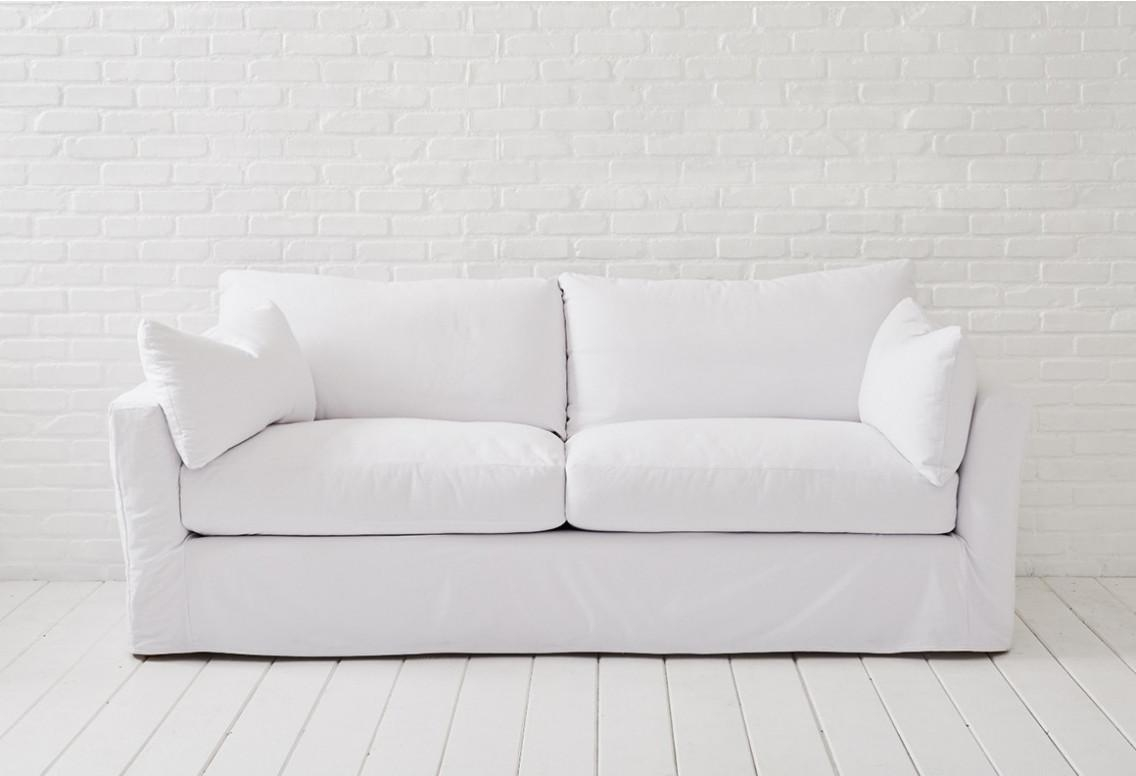 Decorating: Shabby Chic Slipcovers | Cottage Chic Sofa | Shabby With Regard To Shabby Chic Sofa (View 3 of 20)