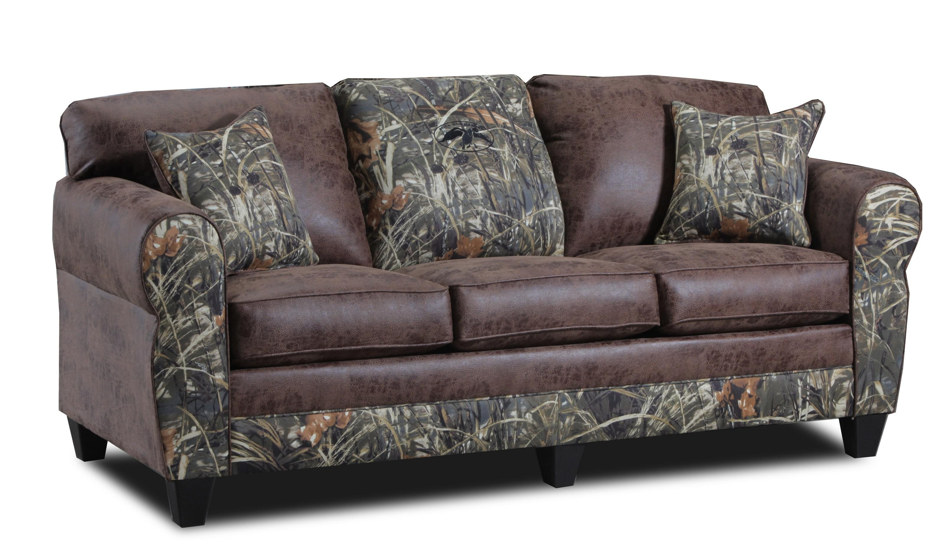 Decorating: Unique Interior Furniture Decoration With Exciting In Camouflage Sofas (View 4 of 20)