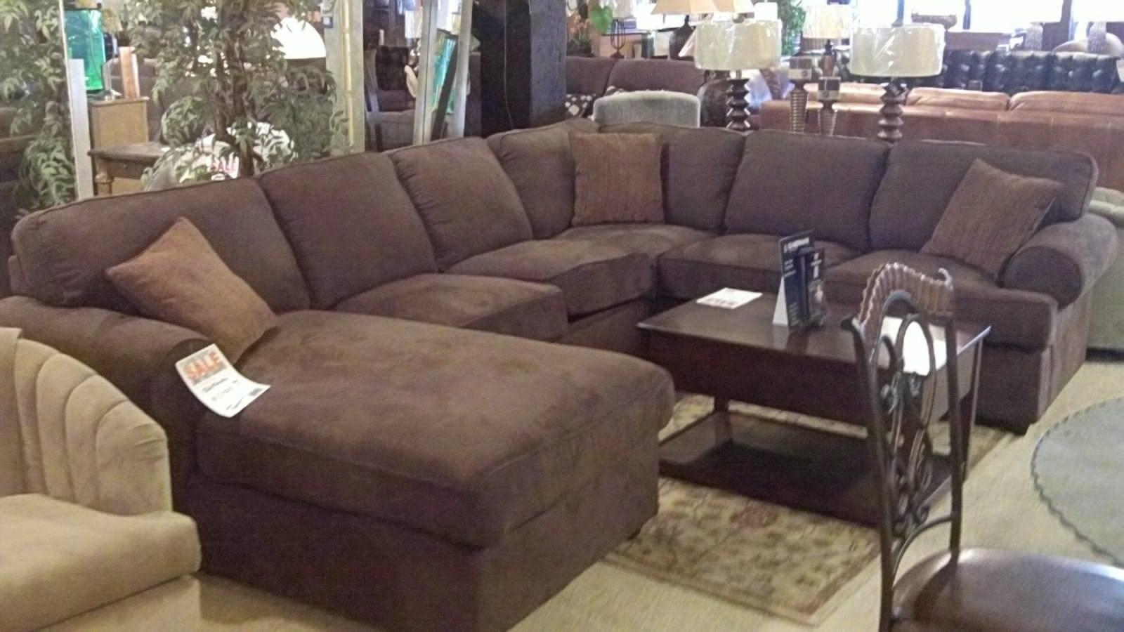 Deep Sectional Sofa (View 4 of 20)