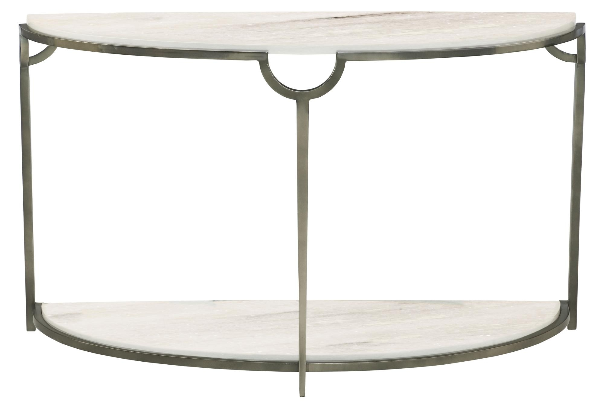 Demilune Console Table | Bernhardt For Bernhardt Console Tables (View 17 of 20)