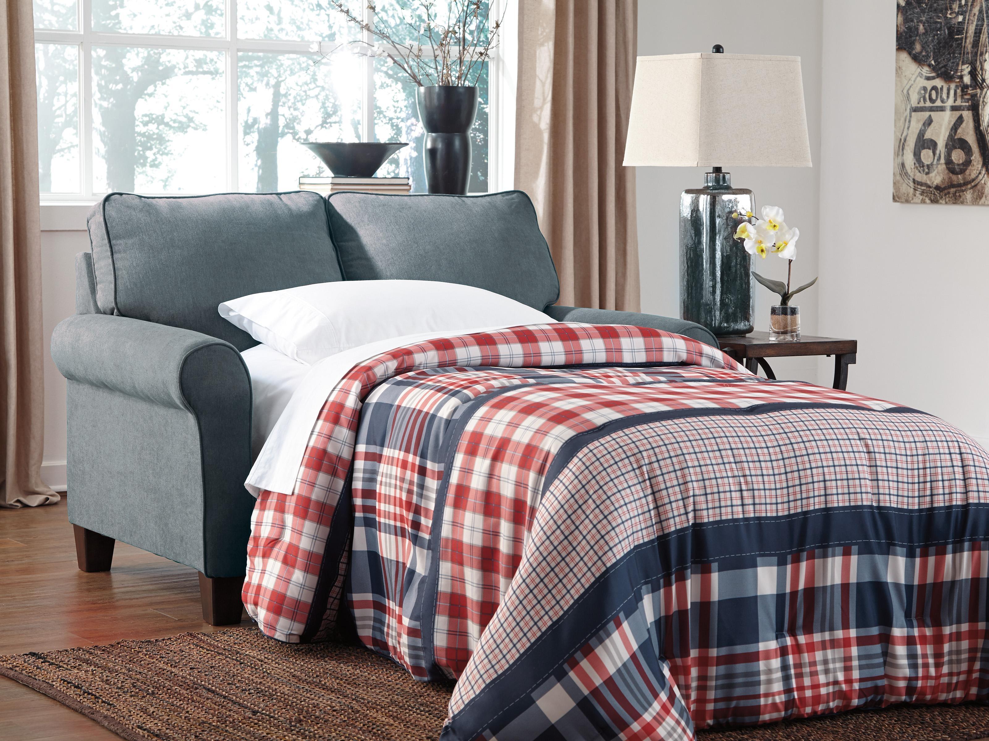 Denim Living Room Furniture With Denim Loveseat Review | Home Pertaining To Denim Loveseats (Image 9 of 20)