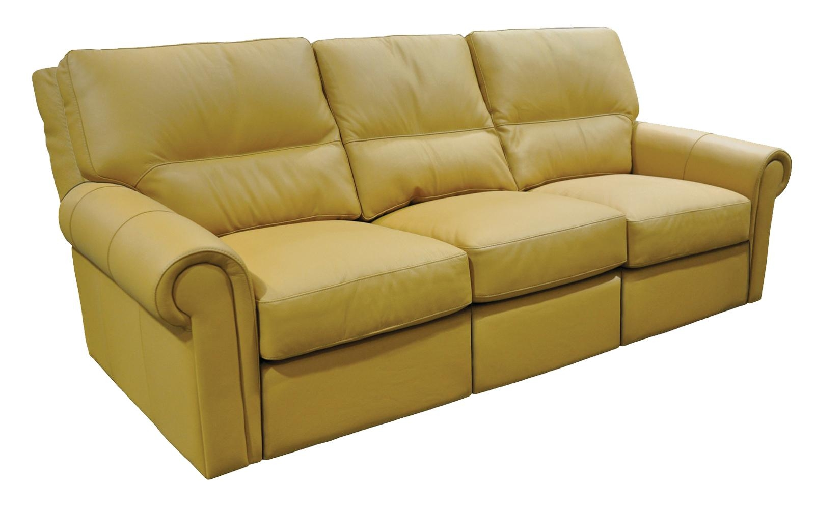 Denver Leather | Home With Denver Sleeper Sofas (Image 1 of 20)