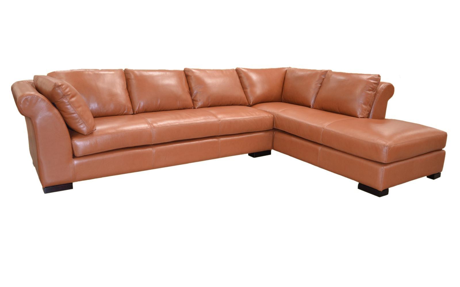 Denver Leather | Products For Denver Sectional (Image 3 of 15)
