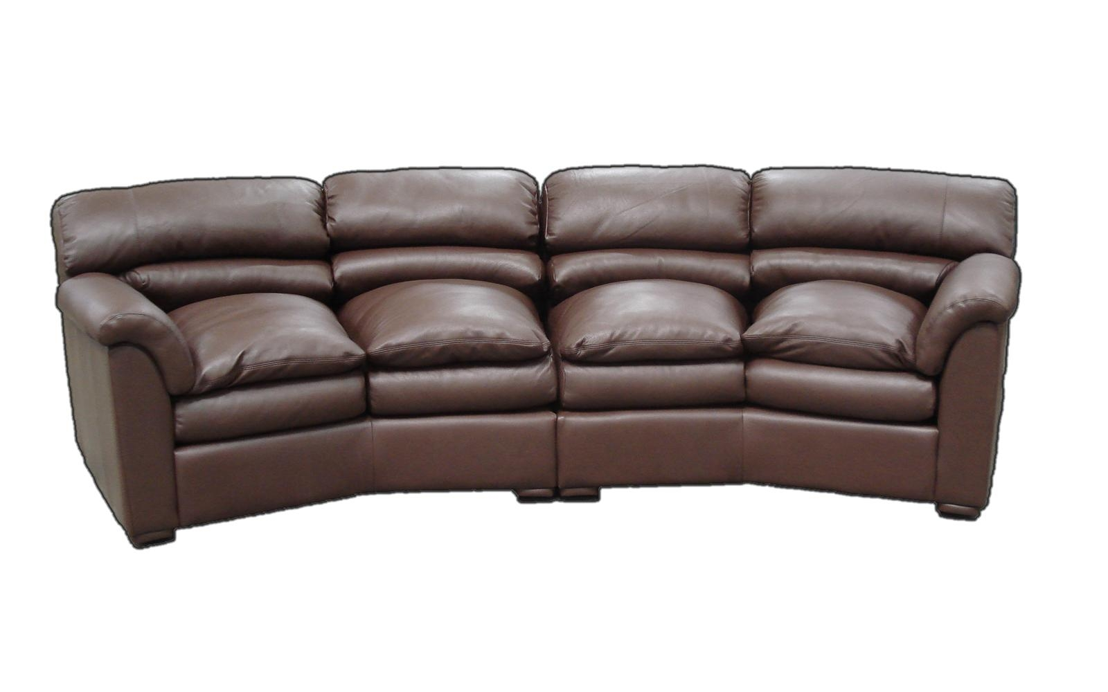 Denver Leather | Products In Denver Sectional (Image 4 of 15)