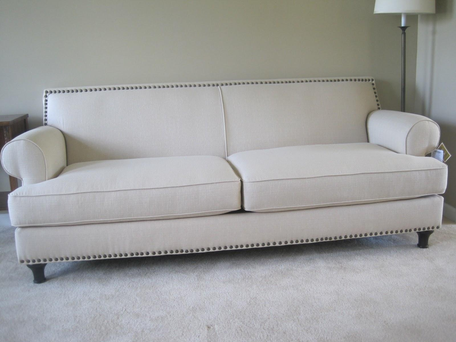 Designed To Dwell: So Fa Ortunate! With Pier 1 Carmen Sofas (Image 9 of 20)