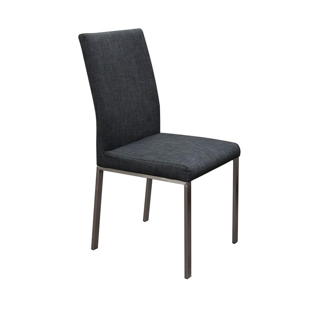 Diamond Sofa Metro Dining Chair Pair – Dining Chairs – Dining Room Within Dining Sofa Chairs (Image 13 of 20)