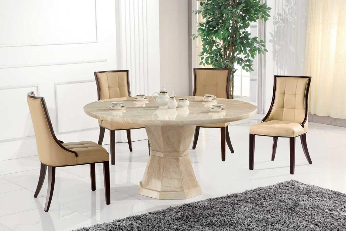Dining Tables : Marble Dining Room Table Marble Dining Tables For Regarding Blue Sofa Tabless (Image 14 of 20)