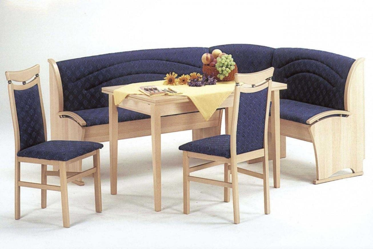 Dining Tables : Small Dinette Sets Nook Dining Set Shelves Storage Regarding Blue Sofa Tabless (View 4 of 20)