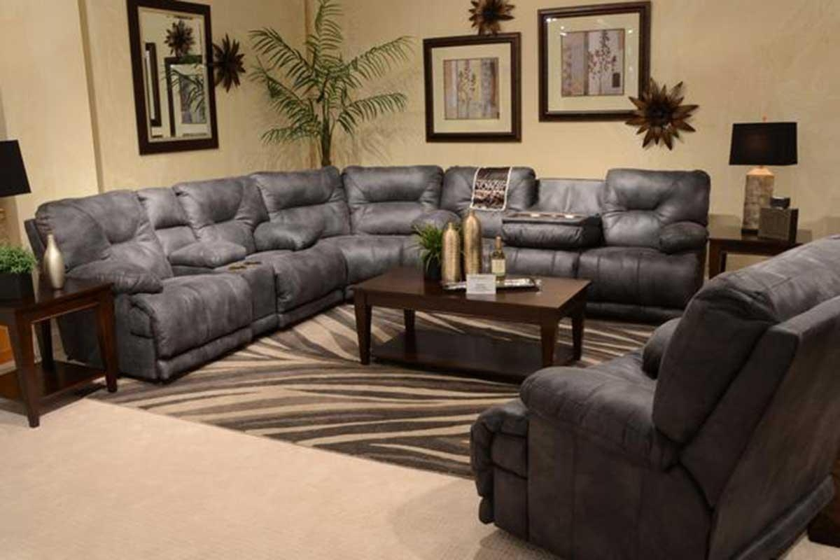 Discount Living Room Furniture | Couches Loveseats Sofa Sectionals Pertaining To Catnapper Recliner Sofas (Image 13 of 20)