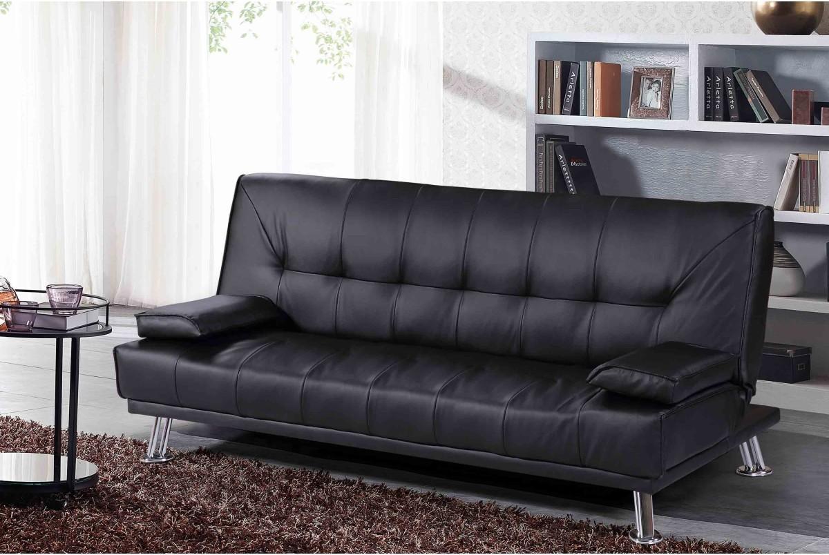 Discount Sofa Regarding Cheap Black Sofas (Image 4 of 20)