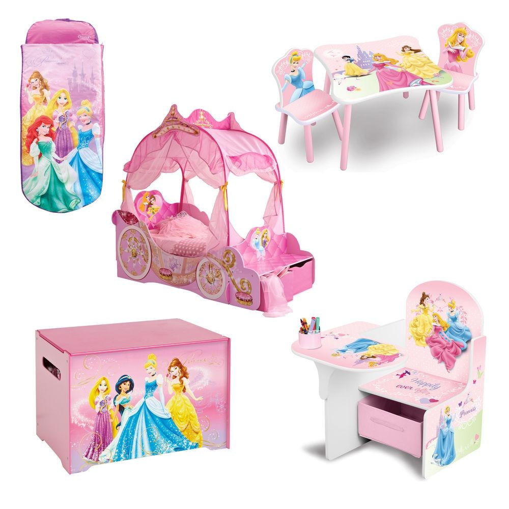 Disney Princess Bedroom Furniture For Girls – Video And Photos Intended For Disney Princess Sofas (Image 2 of 20)
