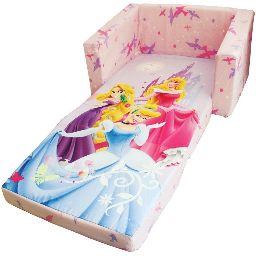 Disney Princess Flip Open Sofa | Sofa Gallery | Kengire Inside Disney Princess Sofas (Image 3 of 20)