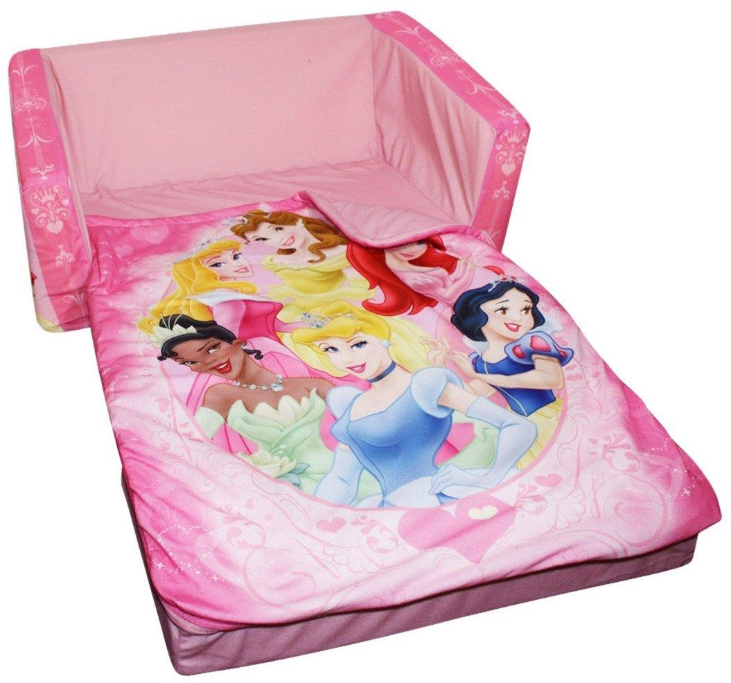 Disney Princess Flip Open Sofa | Sofa Gallery | Kengire Regarding Disney Princess Sofas (Image 4 of 20)
